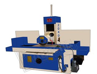 Hydraulic Surface Grinder Machine Manufacturer